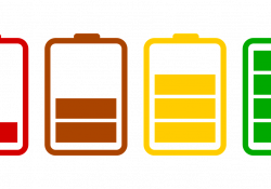 At være beredt med det rette batteri
